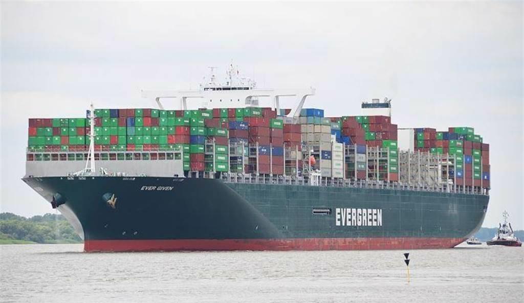 貨櫃三雄全數跌破短期均線支撐。資料照