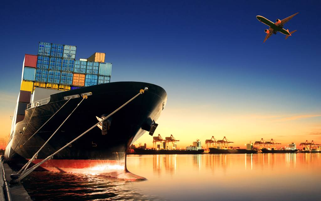 投資人靠投資航運股大賺一筆。