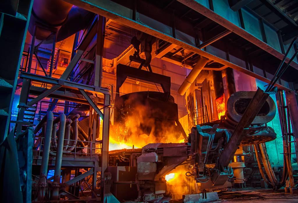 雖國際鐵礦砂價格大跌,但中鋼仍看好Q4旺季。(示意圖/達志影像/shutterstock)