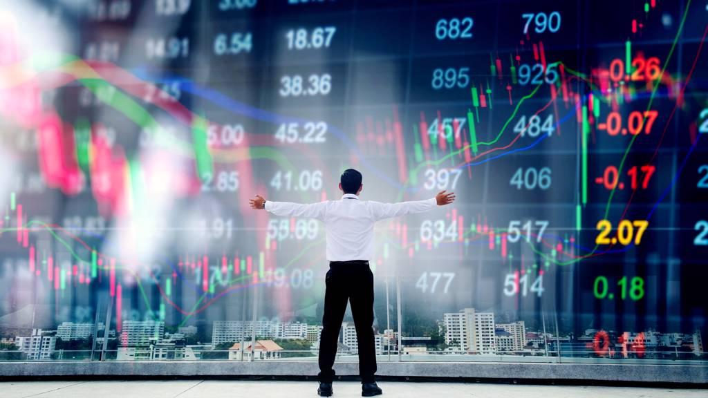 由於市場資金仍然充裕,有助外資回補台股,帶動電子權值股走勢。(示意圖/達志影像/shutterstock)
