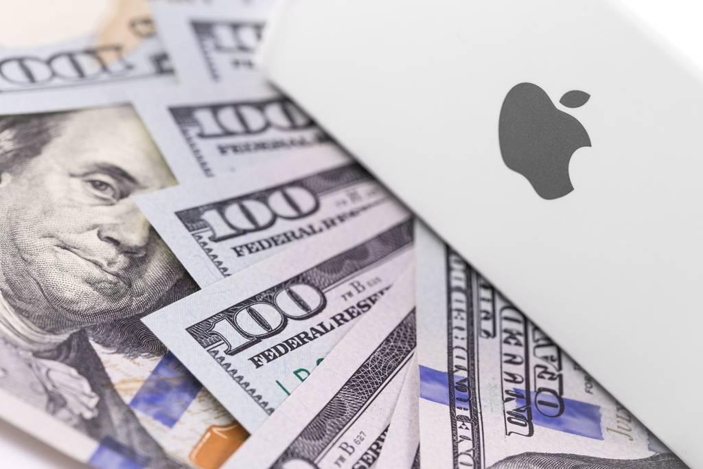 蘋果手機價格的上升,除了容量升級外,也反映製造成本的提高。(示意圖/達志影像/shutterstock)