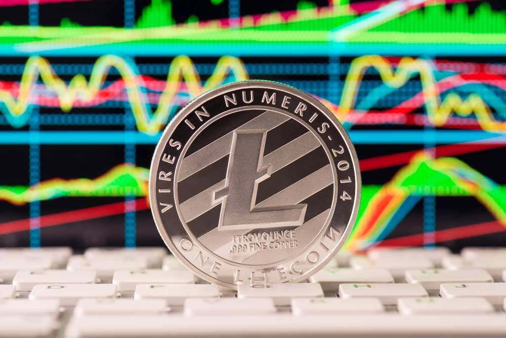 後來沃爾瑪澄清消息不實,導致萊特幣在盤中回跌至145.29美元。(示意圖/達志影像/shutterstock)