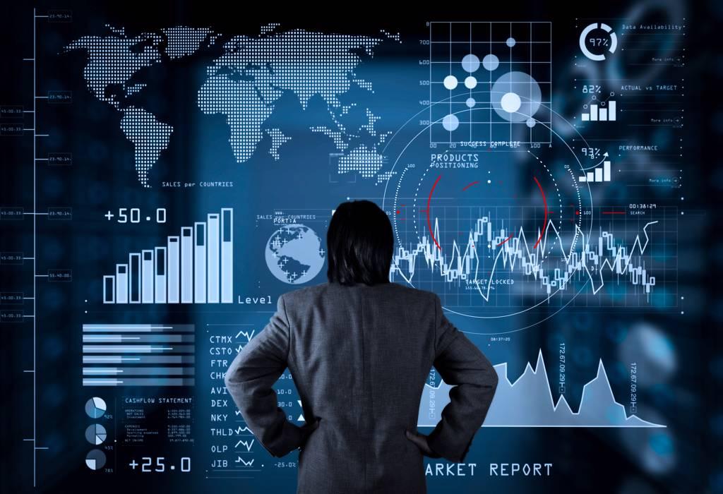 臨近中秋連假之前,市場呈現較為觀望的態勢。(示意圖/達志影像/shutterstock)