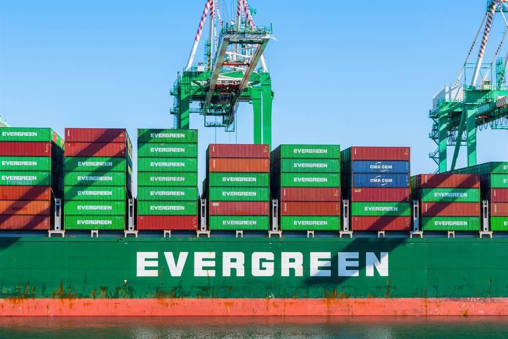 法人最新報告認為,歐美持續回補庫存、塞港嚴重致準班率創低等影響,航商明年獲利更勝今年。(示意圖/達志影像/shutterstock)