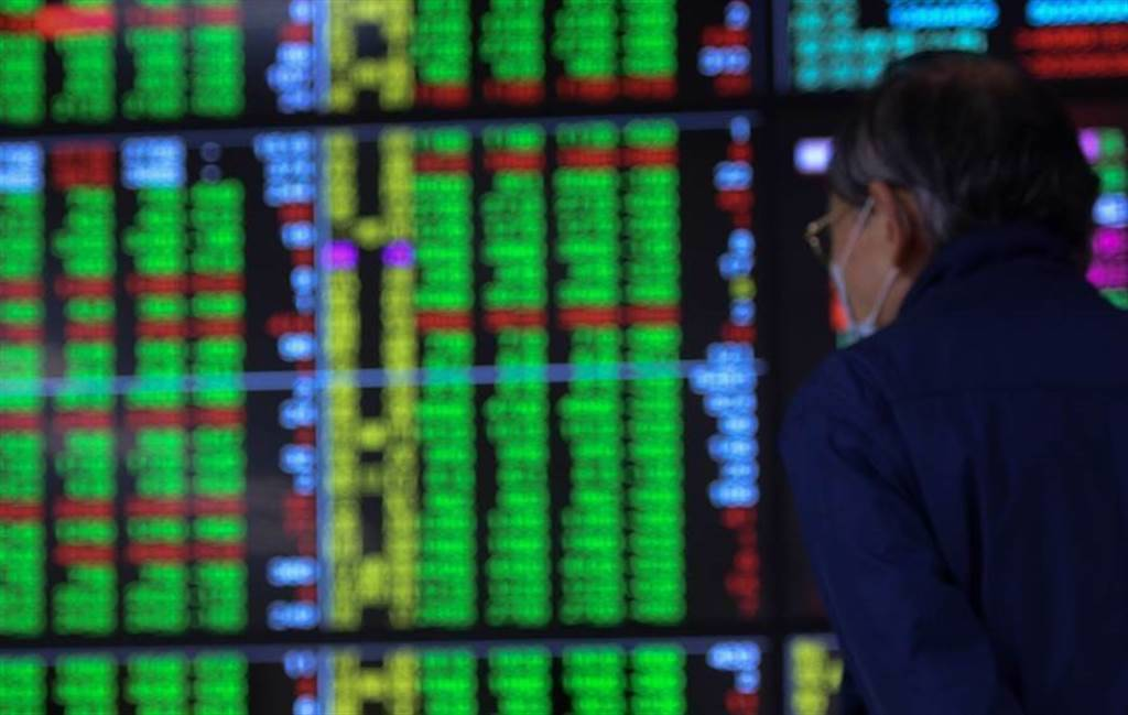 台股跌80點至17354點,跌落季線及5日線。(圖/中時報系資料照)