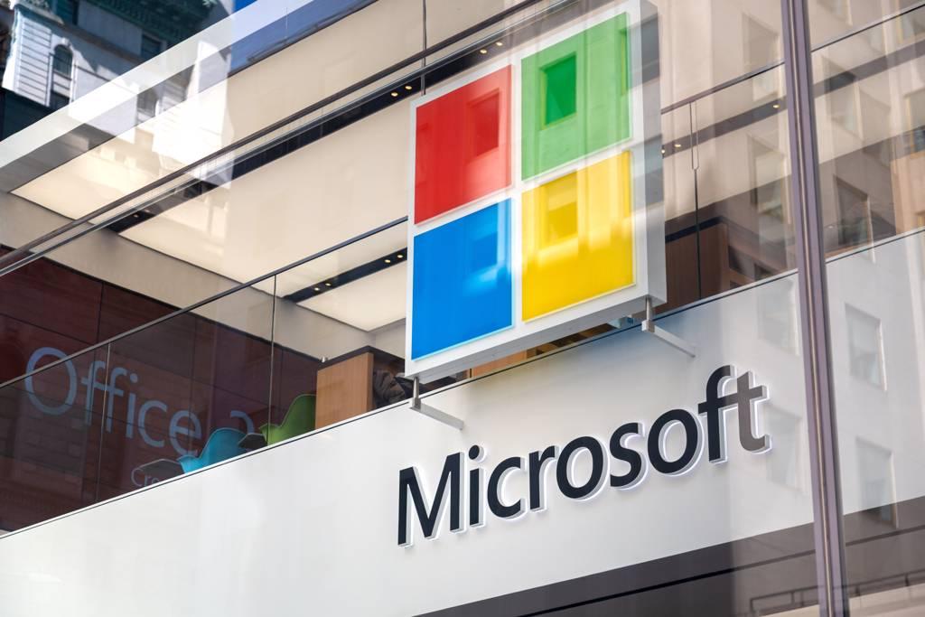 微軟14日宣布,董事會通過實施600億美元庫藏股計劃,調高本季股利11%。(示意圖/達志影像/shutterstock)