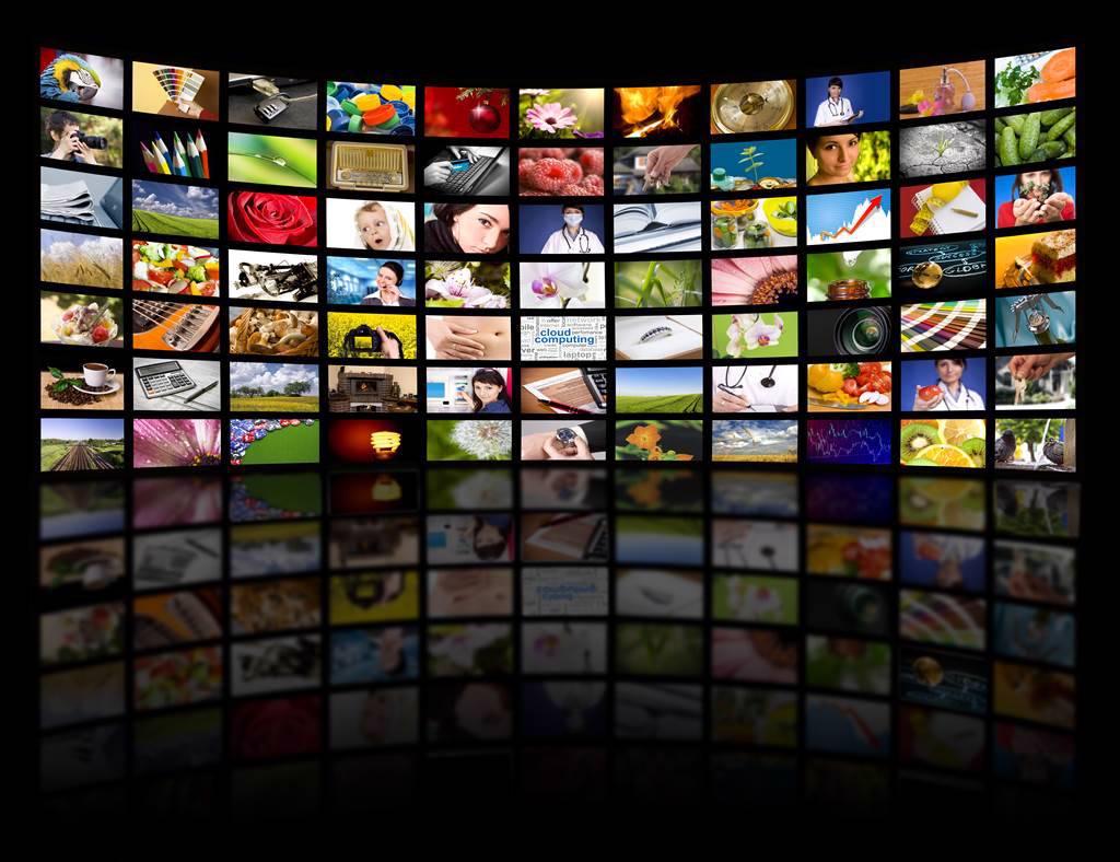 電視面板跌價走勢恐延續到年底。(示意圖/達志影像/shutterstock)