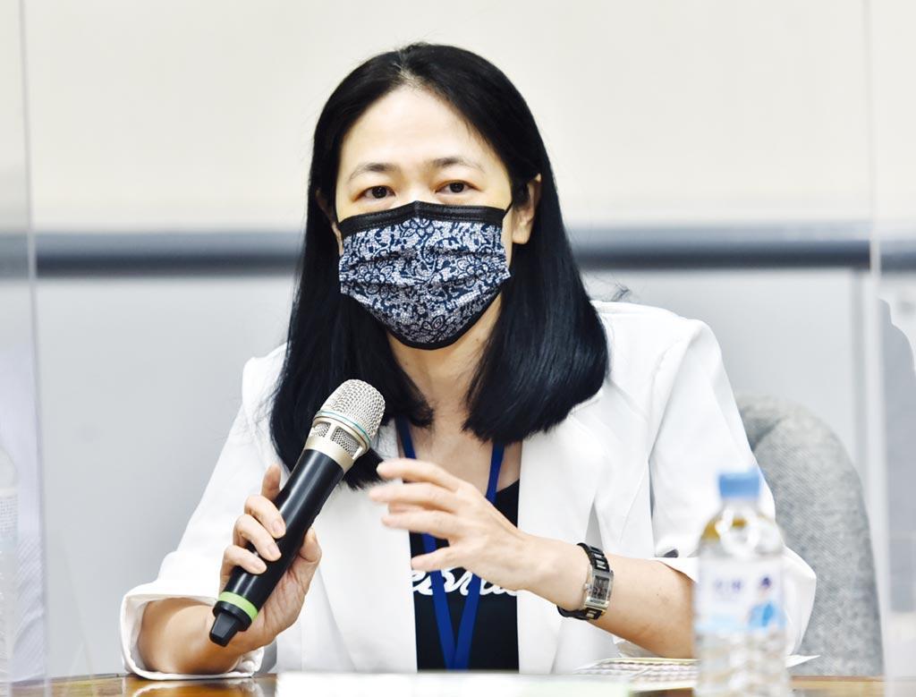 台灣經濟研究院研究七所所長孫智麗     攝影╱顏謙隆