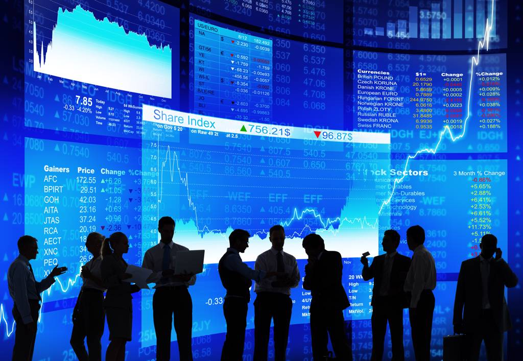 台股今日價漲量縮,接近上午10:00,成交量尚未達千億。(示意圖/達志影像/shutterstock)