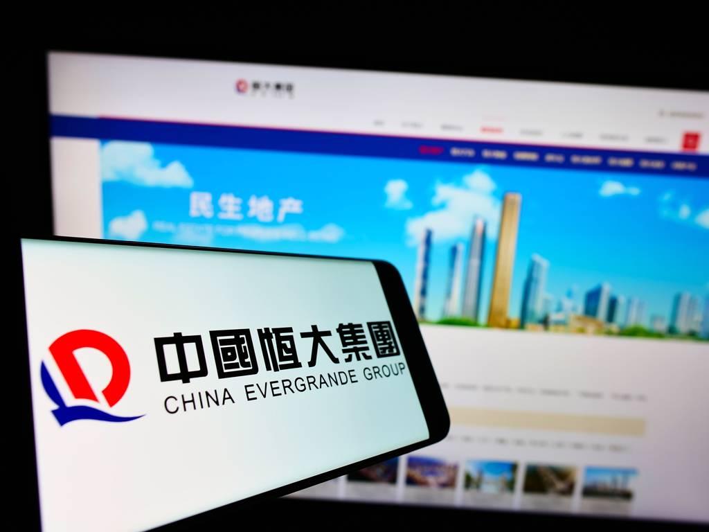 信評機構很可能再下調中國地產債評級。(圖/Shutterstock)