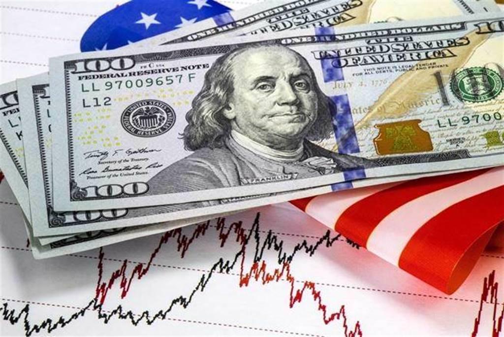 美國10年期公債殖利率持續走升。美股從9月至今走勢較之前波動加大。(示意圖/達志影像/Shutterstock)