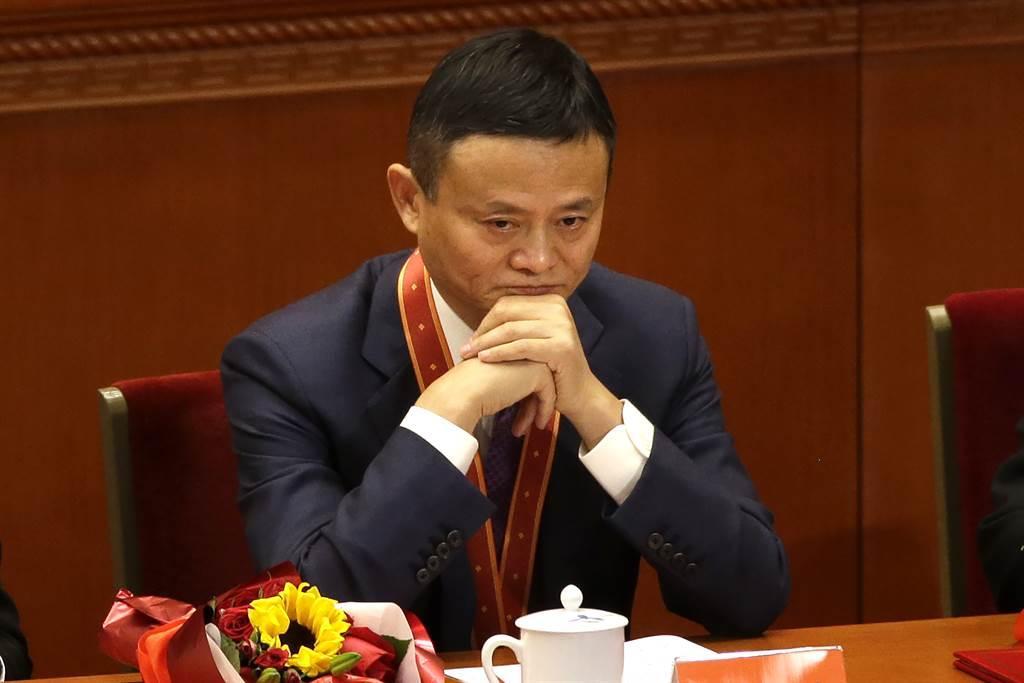 阿里巴巴創辦人馬雲被爆出人在香港。(資料照/美聯社)