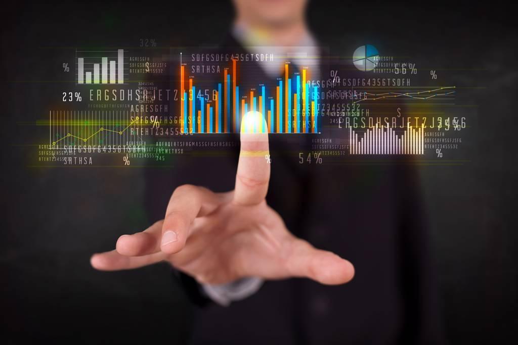 尾盤電子、金融大型股最後一盤都出現賣壓,指數收盤漲幅收斂,終場以16387.28點作收,上漲39.29點。(示意圖/達志影像/shutterstock)