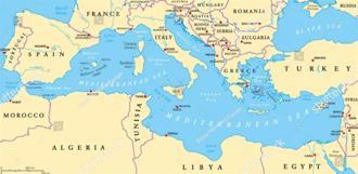 北非外海船隻翻覆 突尼西亞偷渡客4死19人失蹤。(示意圖/shutterstock)